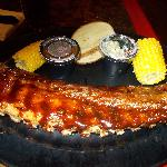 the ribs rack bbq