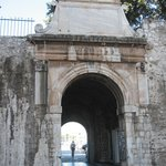 Zadar Land City Gates ภาพถ่าย