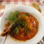 Seafood casserole - so so