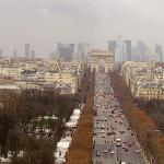 View from the 'Paris Eye' breathtaking :)