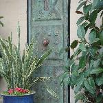 One of my favorite photos!  Just a simple door but so inviting!