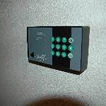 Keypad for your room