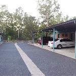 Motel rooms