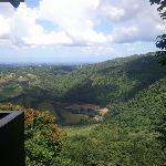 The view from Casa Bavaria, Morovis, PR