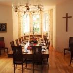 Villa Trapp breakfast room