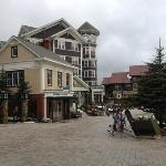 Snowshoe Village.