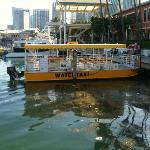 Water Taxi Miami 1