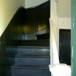 Staircase to Room