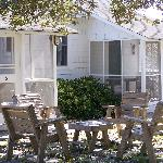 Rooms with screened porches