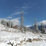 brand new snow