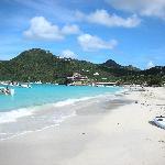 St. Jean beach