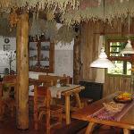 Salón Comedor de La Casona