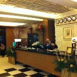 Manila Grand Opera Hotel's lobby