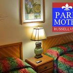 Park Motel Russellville: Fresh, Clean, Affordable