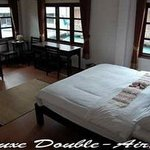 Deluxe Double Bed - AirCon - PrivateBathroom