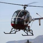 flying a helicoper in st tropez is a great experience