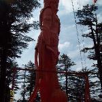 Hanuman Dada's deity