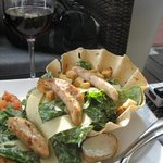 Very tasty Chicken Caesar salad