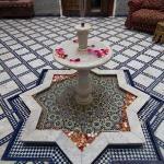 Fes, La Perle de la Medina, Fuente del Patio