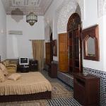 Fes, La Perle de la Medina, Habitación