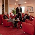 Lobby RAMADA Hotel Frankfurt-Airport-West