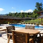 Arenal Vista Lodge, piscina