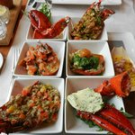 Lobster in 6 ways