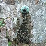 New River Coconut Walk Estates - Old Sugar Mill Ruins - Nevis, West Indies