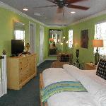 Bedroom on third floor