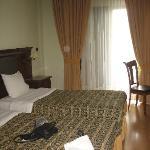 Foto de Tsamis Hotel