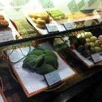 Japanese Pastries