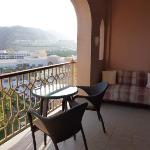 Al Husn sea view balcony