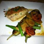 La subtile cuisine de la Chef Méanne choix qualité quantité et le must présentation