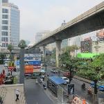 Location on Sukumvhit Rd. near BTS Ploen Chit station