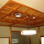 この天井の造り!