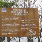 The Fort Hamilton Sign