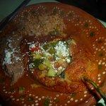 Yummy Vegie Chili Rellenos