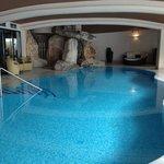 piscina interna e idromassaggio
