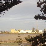vue sur la medina depuis la terrasse