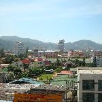 Vue sur Patong ville