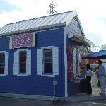 Side of Restaurant