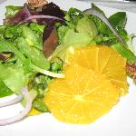 Woodford salad