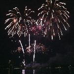 Gasparilla Fireworks