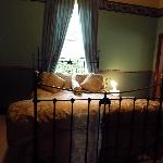 Mrs Philpotts Main Bedroom