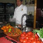 Chef Enrique