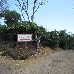 entrance to mango valley