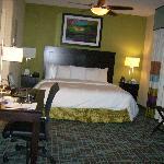 suites avec lit king