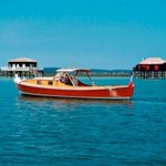 balade en bateau sur le bassin d'Arcachon