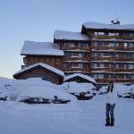 foto van het hotel