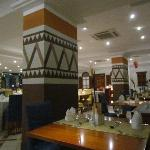 Golden Tulip Kumasi - Restaurant
